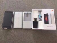Xiaomi Redmi Note 4, 10-core processors, 3GB Ram, Fingerprint sensor, Dual sim Dual standby, quick
