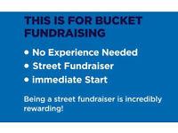 Fundraising, volunteers needed !