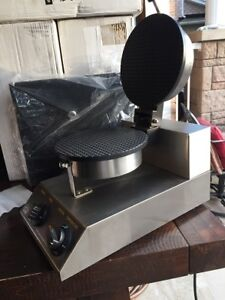 2 Waffle Makers - Commercial - Brand New - reg $699