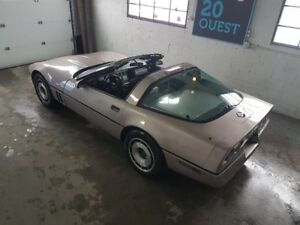 Chevrolet Corvette 2dr Coupe 1984