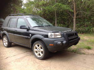 2003 Land Rover Freelander SUV, Crossover