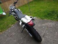 SFM ZZ 125cc 990 miles £1300