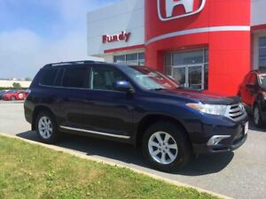 2013 Toyota Highlander local trade !! Clean vehicle!