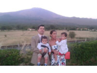 A lovely family looking for a living French speaking au-pair