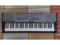 Casio LK-230 ELectronic Keyboard With Key Lighting System