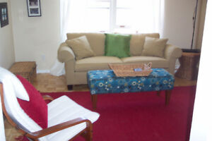 FURNISHED DOWNTOWN EXECUTIVE APARTMENT