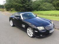 2003 CHRYSLER CROSSFIRE 3.2 AUTO 215 BHP SPORTS CAR x2 keys BARGAIN LOVELY CAR