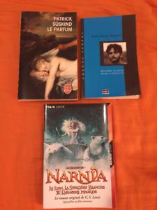 Le parfum/Narnia/Regard et jeux dans l'espace