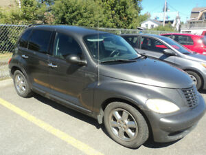 2004 Chrysler PT Cruiser Bicorps