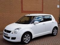 SUZUKI SWIFT 1496cc 58 REG, 1 FORMER KEEPER, 12 MONTHS MOT, OUTSTANDING VALUE, STUNNING CONDITION