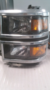 2015 Chevy Silverado 1500 Head Light