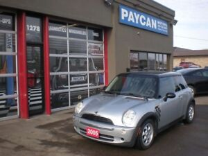 2005 MINI Cooper|6 MONTH ENGINE & TRANSMISSION WARRANTY FREE!