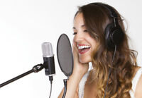 Group Singing Lessons Available!