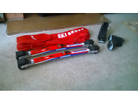 Roller Skis with bindings, bag and boots REDUCED