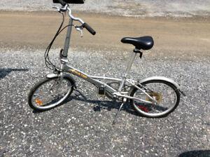 Bicyclette Pliable Avenir