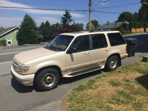 1996 Ford Explorer Limited Other