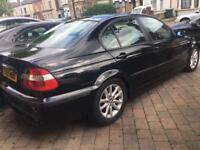 BMW 320D 3 SERIES 4 DOORS SALOON 1 OWNER FROM NEW