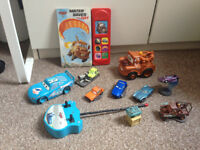 Disney Pixar Cars Remote control Lightning McQueen with friends