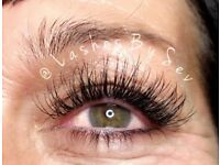 'Lash Perfect' qualified Semi Permanent Lashes £50 - Last 4-6 weeks. London/Essex