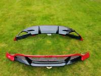 Honda civic type R GP body kit FN2