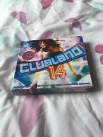 Clubland 14 cd album