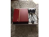 PS4 Sony Playstation Console Metal Gear Solid V with One Controller