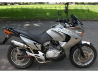 Honda XL125 Varadero Motorcycle For Sale. 53 plate. £1,000 Recent Tyres Chain Sprockets Needs TLC