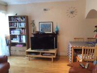 Double room in beautiful flat in leafy Belsize Park