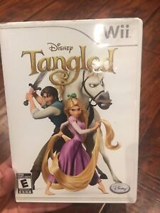 Wii tangled