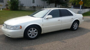 2002 Cadillac STS Sedan immaculate condition, NEW MOTOR