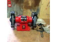 Rotwerk 150w bench grinder