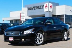 2014 Nissan Maxima SV*DualPwrSeats/Roof/RearCam/Leather