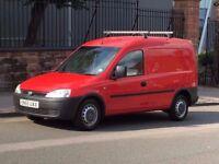 2006 Vauxhall Combo 1.3 Diesel Panel Van, Long MOT, New Flywheel and Clutch, Must be Seen!