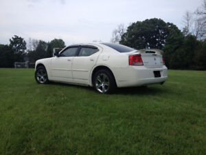 """Awesome """"Stone White"""" 2009 Dodge Charger"""
