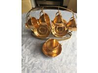 Royal Winton 'Golden age' tea set