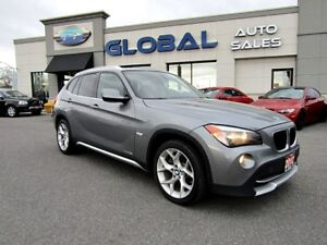 2012 BMW X1 xDrive28i (A8) PANOR. ROOF  SPORT PKG. AWD