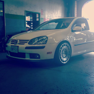 2009 volkswagen rabbit 2.5 sport 5 speed manual