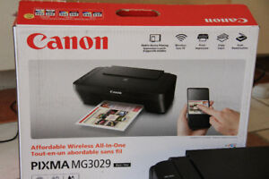 *** 2 MONTH OLD CANON PRINTER***