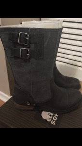 Sorel Major Pull On Boots - Brand New