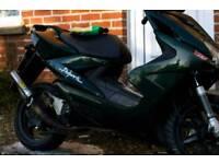 Yamaha aerox 50cc spares or repairs
