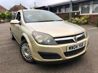 Vauxhall Astra 1.4 Facelift model - 5 Door - Petrol