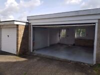 LARGE DOUBLE GARAGE available for storage space in BUSHEY (WD23)