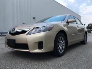 2010 Toyota Camry Hybrid - LE Package with a sun roof.