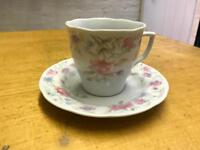 144 Crown Dynasty Tea Cup and Saucer