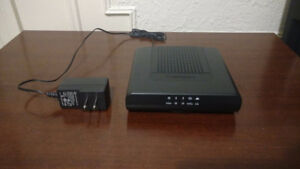 Thomson DCM475 Cable Modem - Used by TekSavvy