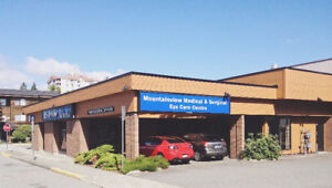Professional Commercial Space For Lease in Maple Ridge!