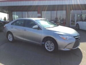 2017 Toyota Camry LE Accident Free,  Heated Seats,  A/C,