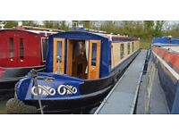 Two Week Share for sale in 58ft Narrowboat / Canalboat, Alcedonia. £1,750.