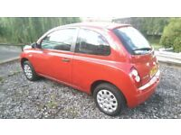 Nissan Micra 1.2 Visia Great little Runner Cheap to run and to Insure