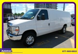 2012 Ford E350 EXTENDED CARGO VAN 1 TON NO WINDOWS